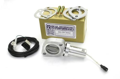 M2 Motorsport elektronische Auspuffklappensteuerung 76mm