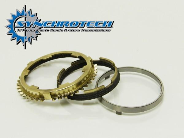 Synchrotech Pro-Series 1-2 Carbon Synchro Honda RSX K20 EP3