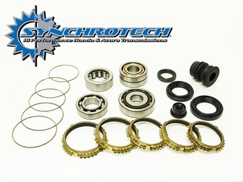 Synchrotech Carbon Rebuild Kit Honda 88-91 B16 cable Y1 S1