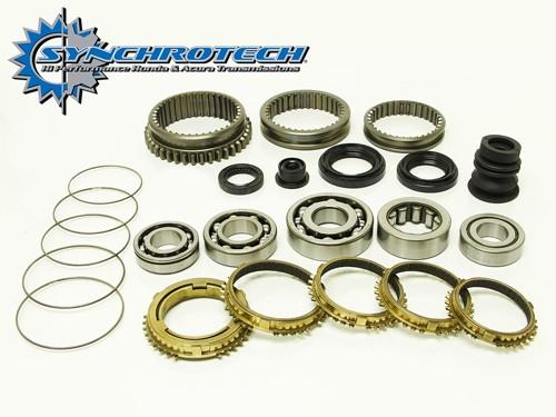 Synchrotech Carbon Master Kit Honda 92-93 B16 YS1