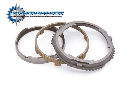 Synchrotech 1-2 Bronze Synchro 3 piece set Toyota Supra 2JZ-GTE / Nissan Skyline R34 GTR