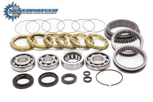 Synchrotech Brass Master Rebuild Kit Honda EP3 CTR 02-04