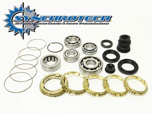 Synchrotech Brass Rebuild Kit Honda 92-93 B16 YS1