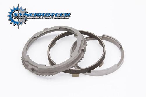 Synchrotech 3-4 Carbon Synchro 3 piece set Toyota Supra 2JZ-GTE / Nissan Skyline R34 GTR