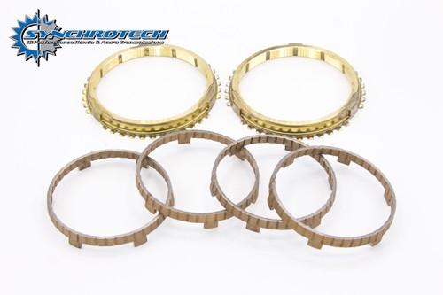 Synchrotech 1-6 Bronze Synchro Set Toyota Supra 2JZ-GTE / Nissan Skyline R34 GTR V160