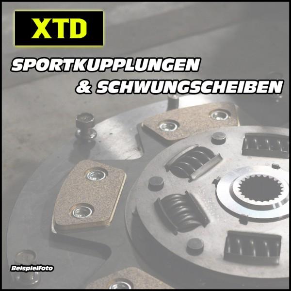 XTD Kupplung / Schwungscheibe - Toyota Corolla E10 E11 4A-FE