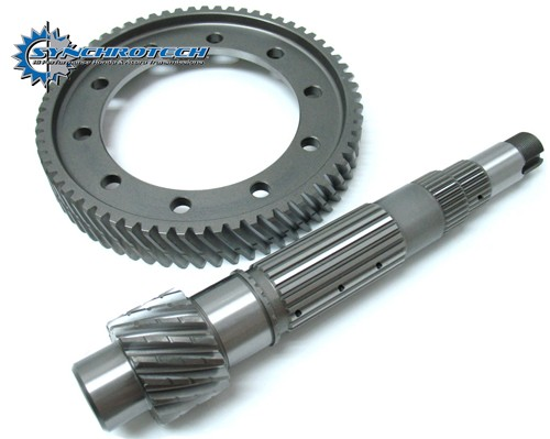 Synchrotech 5.286 Final Drive Gear Set Mitsubishi EVO X 5 speed