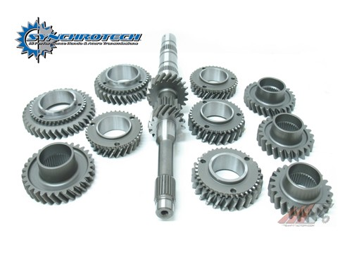 Synchrotech Dual Cone Close Ratio Gear Set Honda K Series