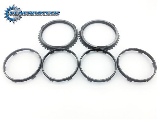Synchrotech 1-6 Carbon Synchro Set Toyota Supra 2JZ-GTE / Nissan Skyline R34 GTR V160