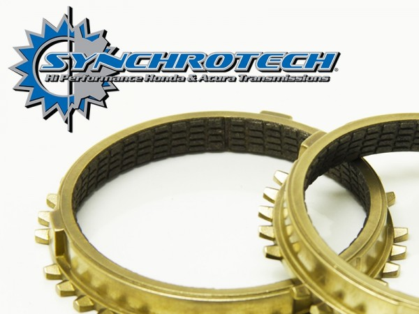 Synchrotech 5-6 Single Cone Pro-Series Carbon Synchro (65mm ID) Honda K20