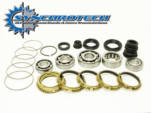 Synchrotech Carbon Rebuild Kit Honda 92-93 B16 YS1