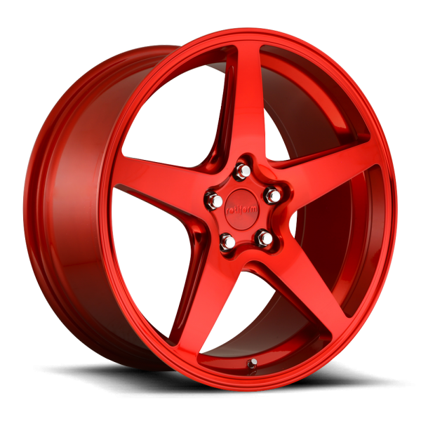 ROTIFORM WGR 8.5X19 LK 5/112 ET40 ML 66.6 / 57.1 CANDY ROT