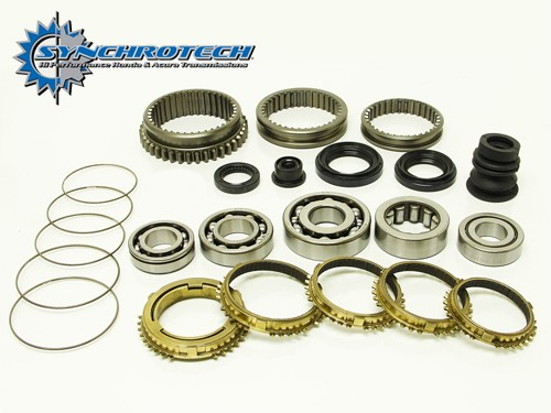 Synchrotech Carbon Master Kit Honda Civic CRX 88-91 D15 L3 35mm