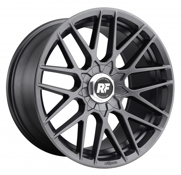 ROTIFORM RSE 8.5X20 LK 5/112 ET45 ML 66.6 ANTHRAZIT